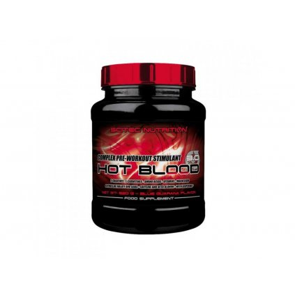 7037 1 scitec nutrition hot blood 3 0 300g