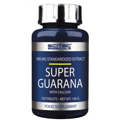 5891 scitec nutrition super guarana 100 kapsli