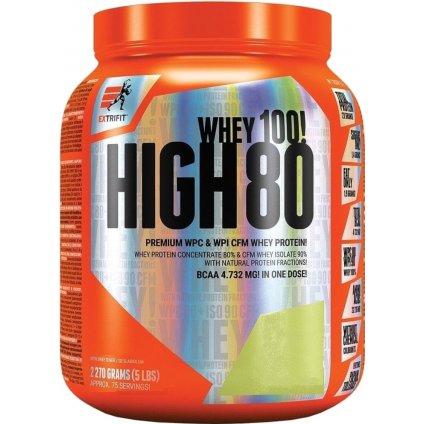 extrifit high whey protein 80 2270 g