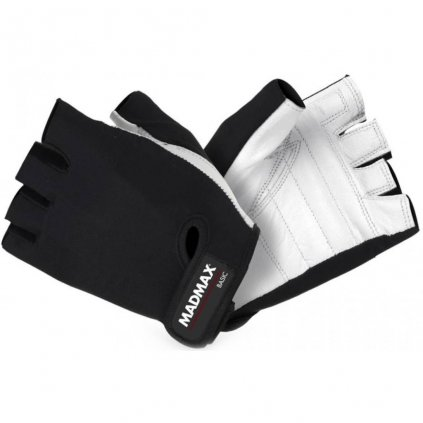 vyr 452MADMAX Fitness rukavice Basic MFG250