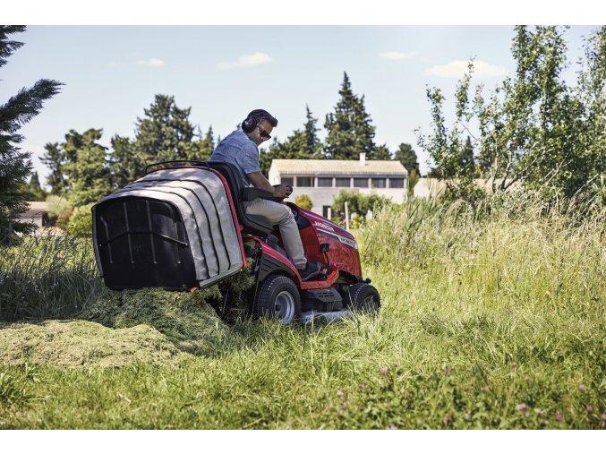 zahradni traktor honda hf 2417 hm