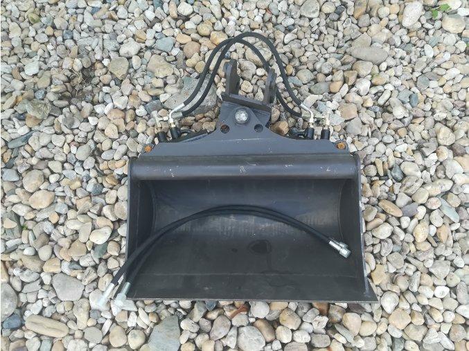 hydraulická lžíce pro minibagry
