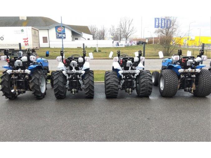 pneu u traktoru solis