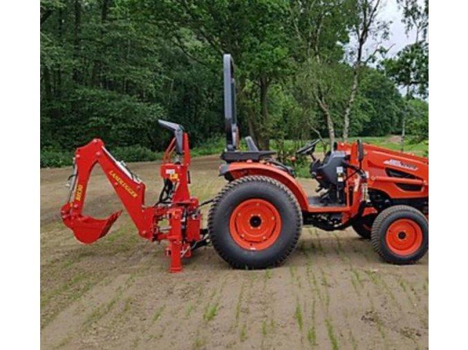 podkop za traktor, 550 kg