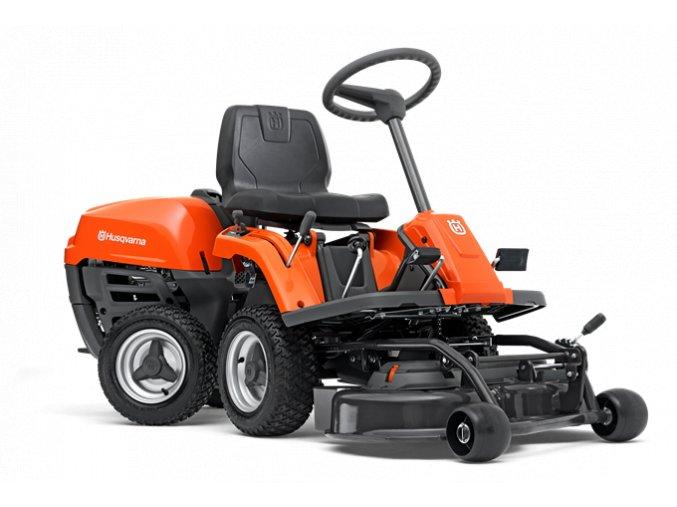 zahradni traktor husqvarna r 112c5