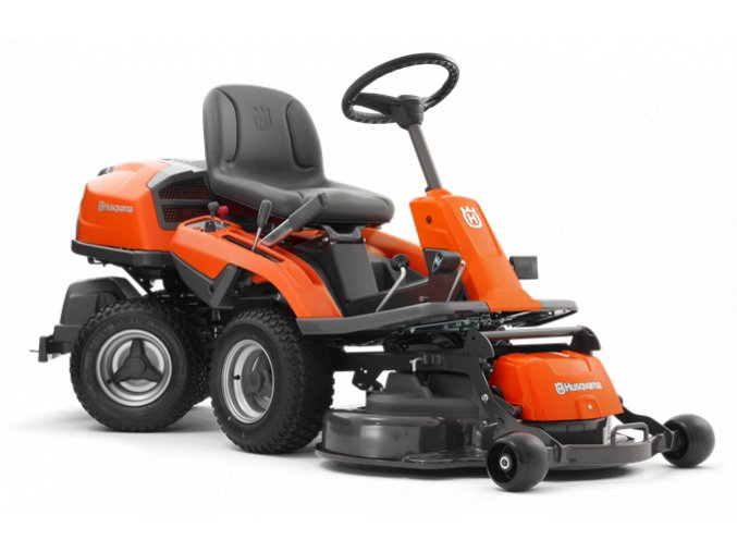 zahradni traktor husqvarna r 214tc