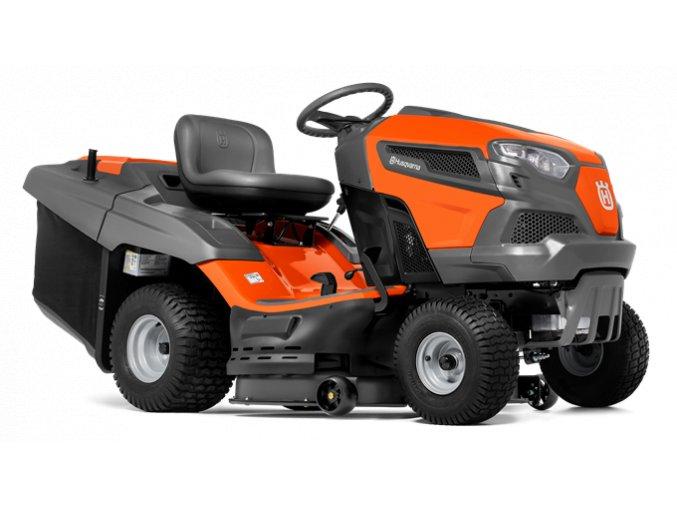 zahradni traktor husqvarna tc 238t