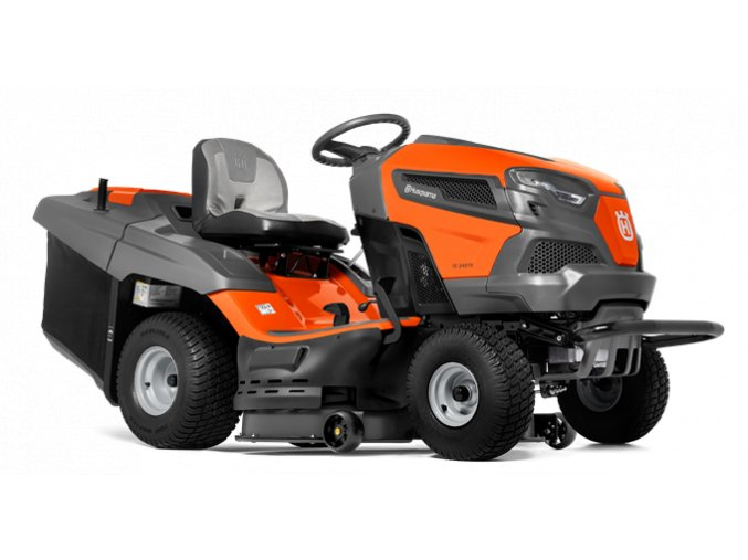 zahradni traktor husqvarna tc 238tx