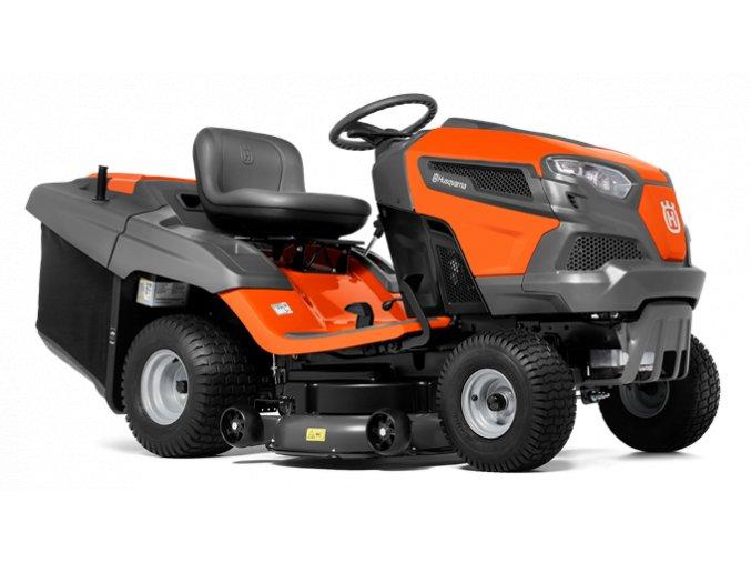 zahradni traktor husqvarna tc 242t