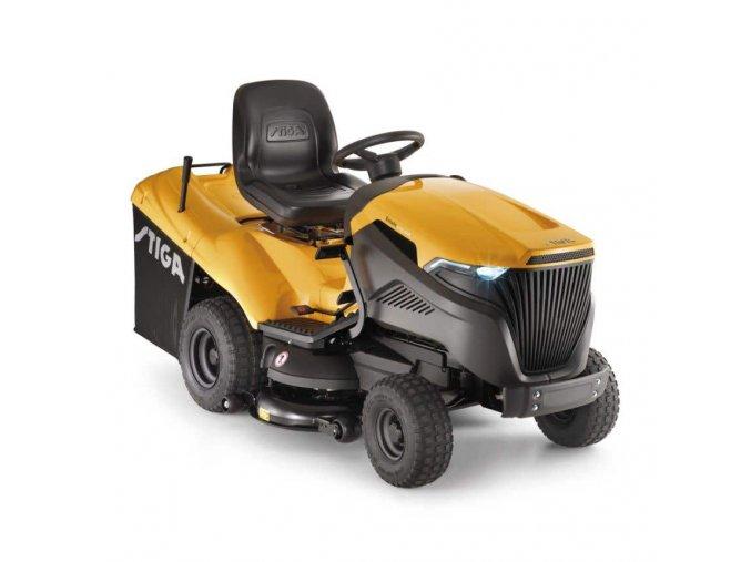 zahradní traktor stiga estate 6102 hw2