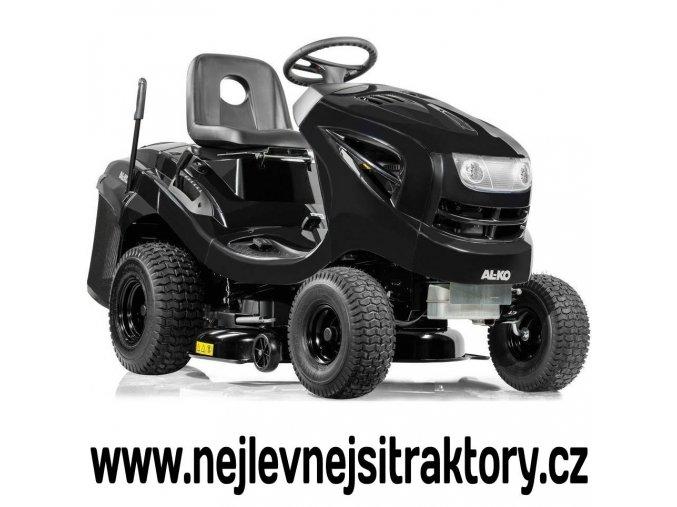 zahradní traktor al-ko t 13-93.8 hd-a černé barvy
