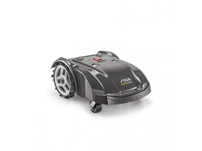 robotická sekačka stiga autoclip 550 sg tmavé barvy