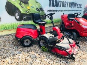 zahradní traktor rider castel garden