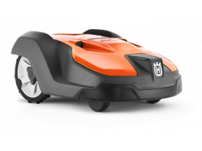 roboticka sekacka husqvarna automower 550 oranžovo-šedé barvy
