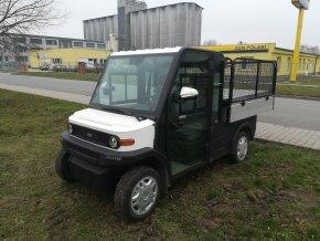 Nákladní užitkový elektromobil Selvo S2 DCH