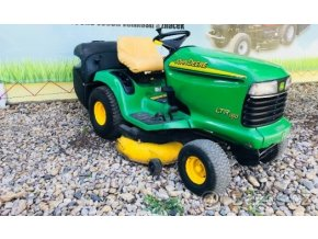 zahradní traktor john deere ltr 180 u plachty traktory kolín