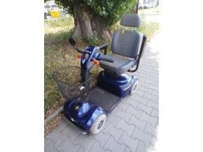 Čtyřkolový elektrický vozík Viktoria