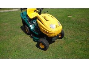 zahradní traktor yardman 20/105