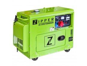 Elektrocentrála Zipper ZI STE7500DSH