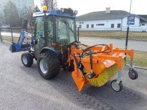 traktorovy zametac