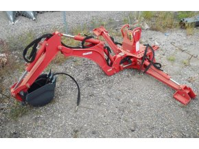 podkop za traktor, 380 kg