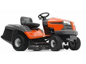 zahradní traktor husqvarna tc 138l