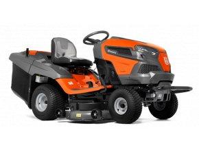zahradni traktor husqvarna tc 242tx
