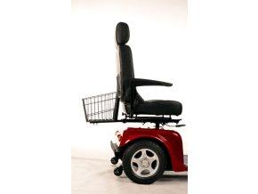 koš zadní na vozíku selvo 4800