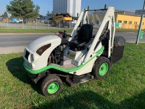 profi zahradni traktor etesia hydro 100