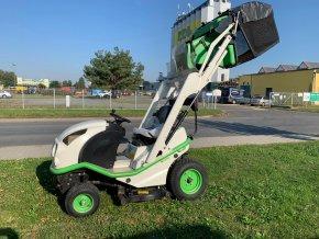 zahradní traktor etesia hydro 100, 3v