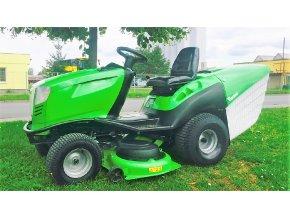 zahradní traktor viking 18/120