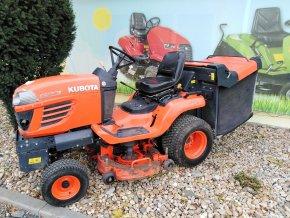 zahradní traktor kubota G23