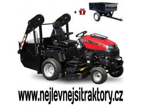zahradní traktor wisconsin buldog w3600