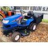 zahradní traktor iseki sxg 19
