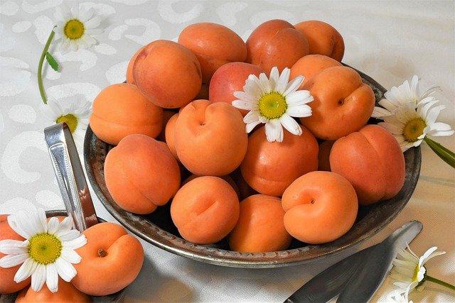 3 vymazlené meruňkové tipy