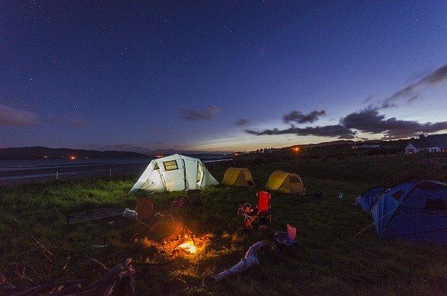 Camping a výlety: Co nezapomenout a co nebrat