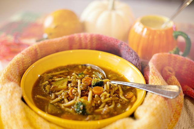 Syté polévky pro podzimní dny