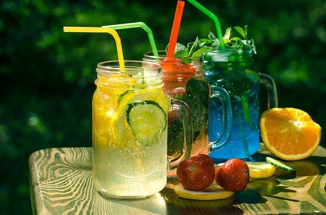 Tipy na dětské nápoje k vodě!