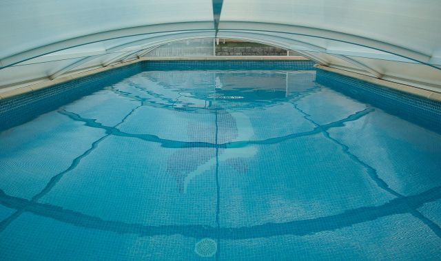 Zazimování bazénů