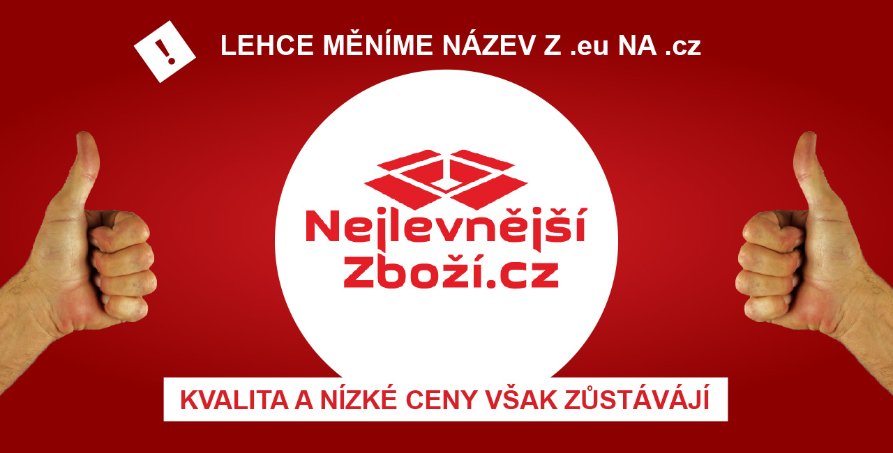 zmena na .cz