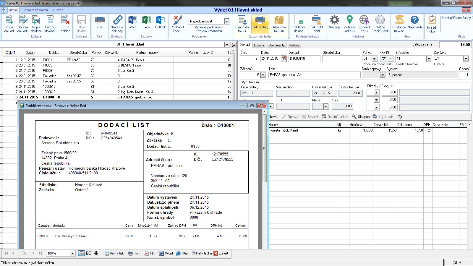 Nejlevnější účetní a ekonomický software