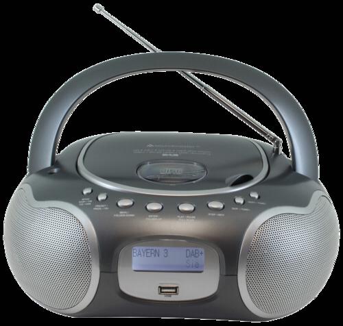 Nejlevnější přenosné audio s CD