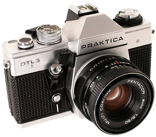 Největší klasické fotoaparáty