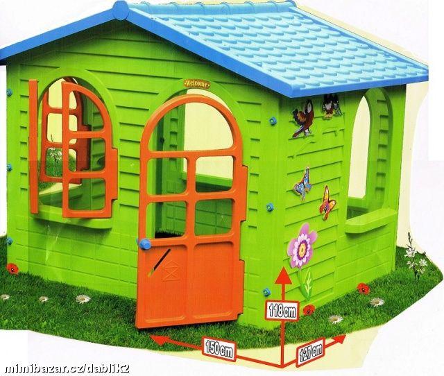 Nejlevnější hrací domečky