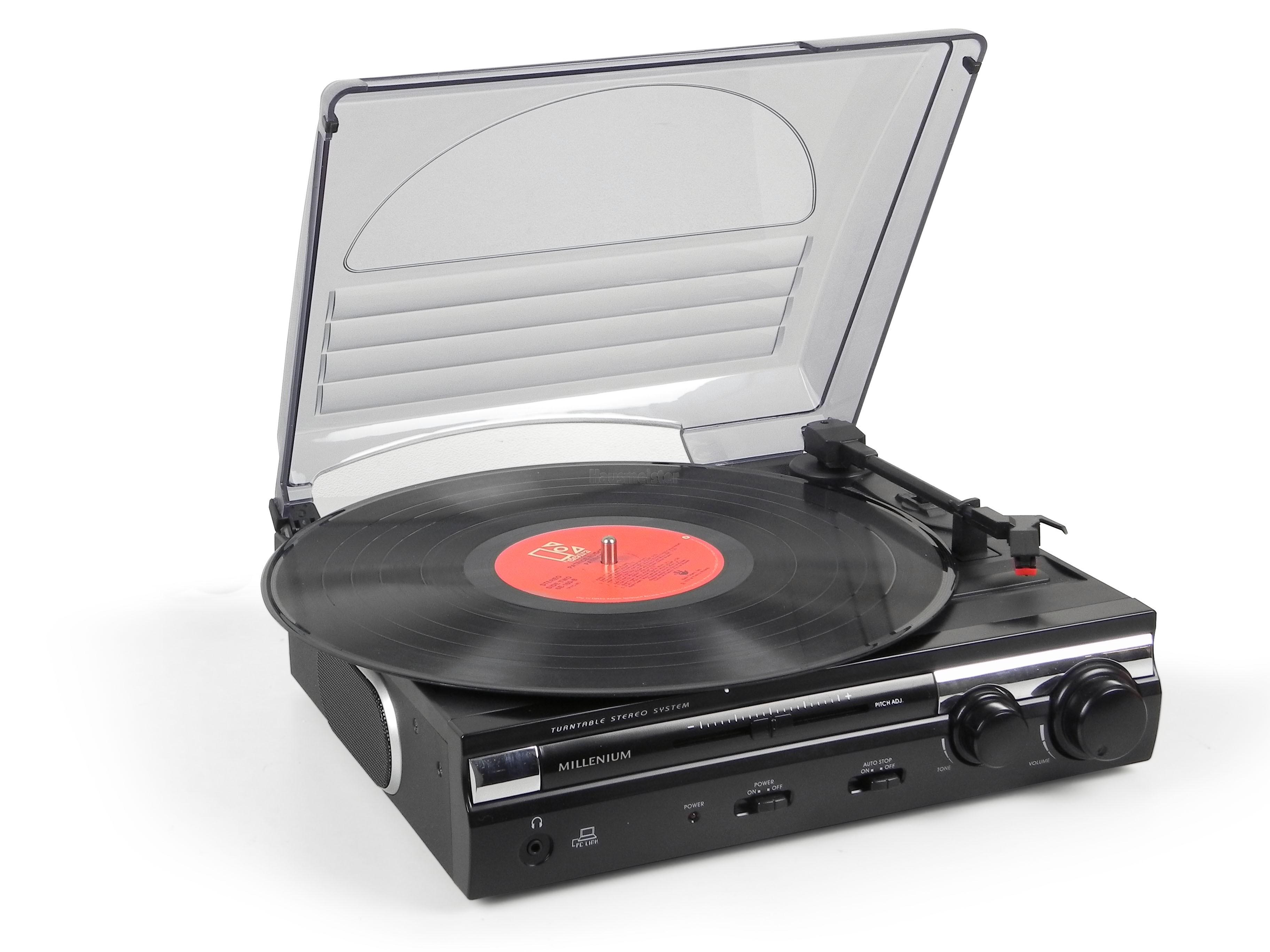 Nejlevnější gramofony