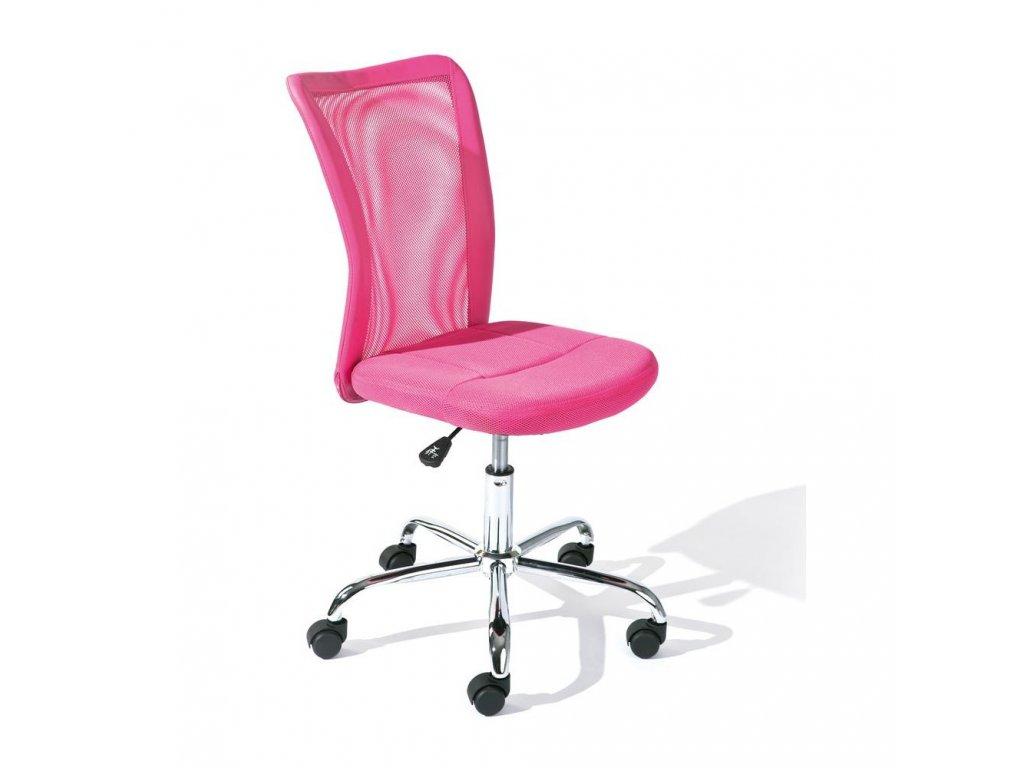 Interlink Dětská židle Bonnie 99803152 růžová