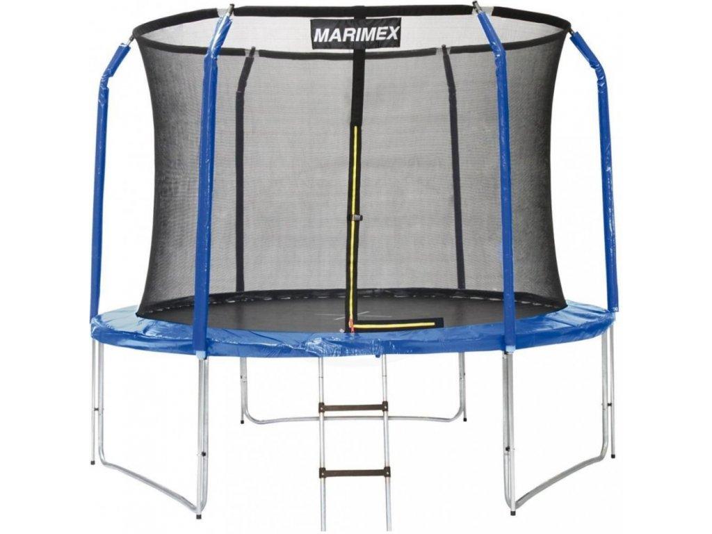Marimex 305 cm + vnitřní ochranná síť + žebřík 11