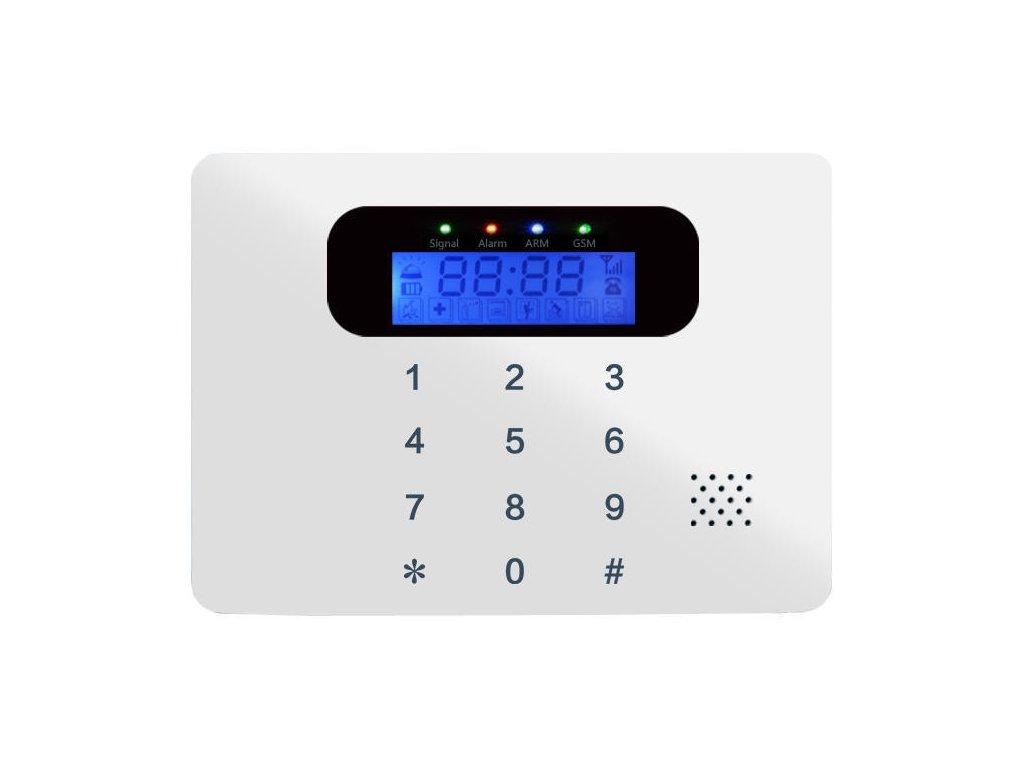 Ecolite Bezdrátový GSM alarm,2x Ecolite HF GSM02