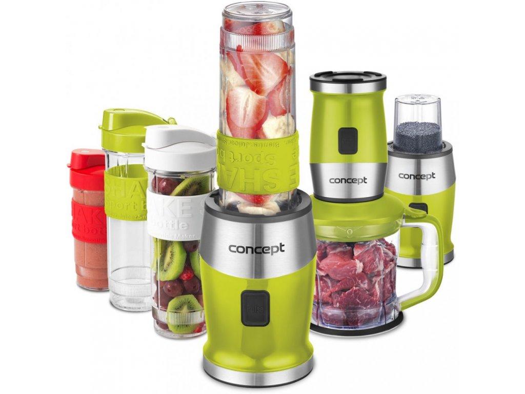 FreshNutri smoothie mixér Concept SM 3393