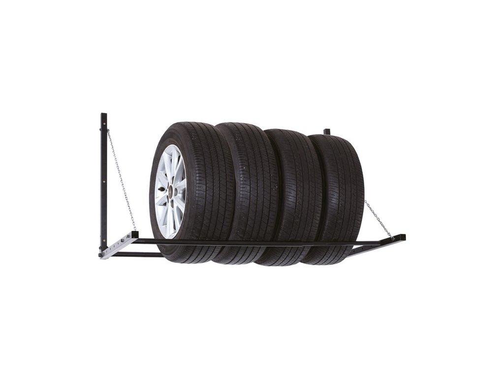 K Dynamic Nástěnný regál na pneumatiky 28503